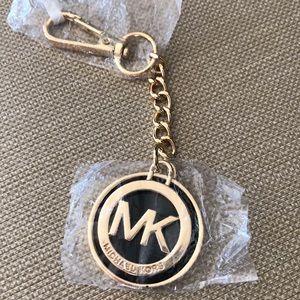 Michael Kors key fob/ purse charm